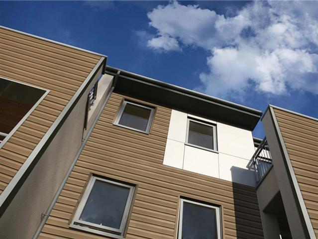 rivestimento facciata legno pannelli termoisolanti. Black Bedroom Furniture Sets. Home Design Ideas